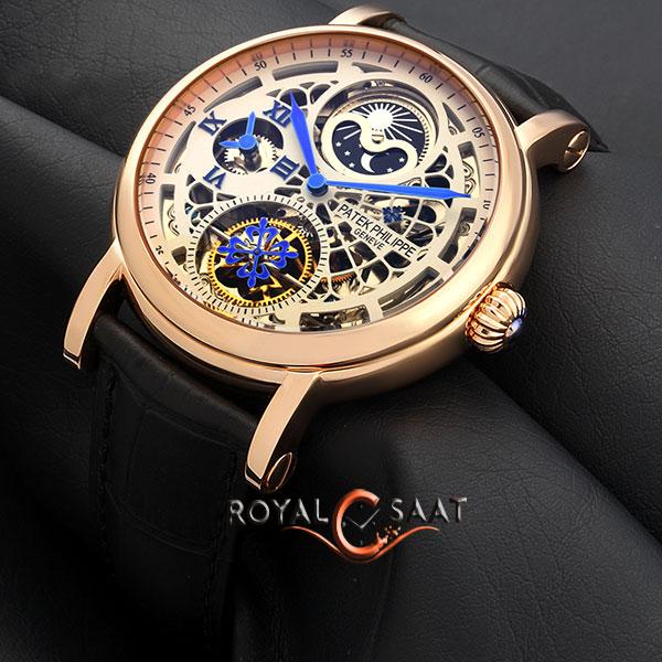 Patek Philippe İskelet Erkek Kol Saati 1 Royal Saat