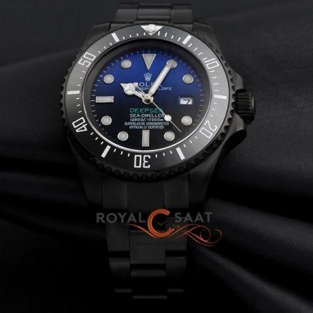 Rolex Deepsea Deep Blue Siyah