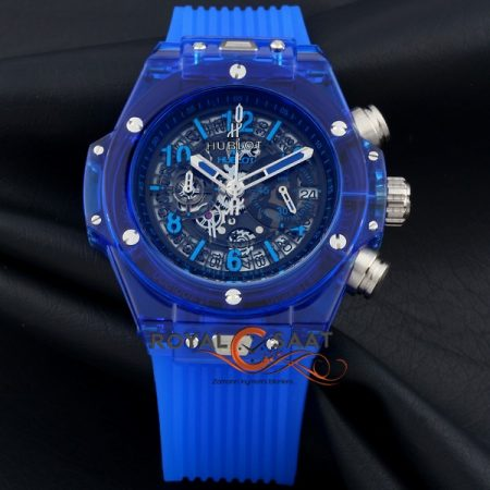 hublot saatler mavi 8871