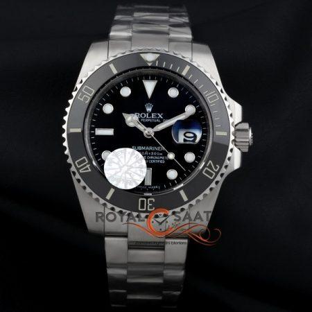 Rolex Submariner Siyah Kadran Waterproof