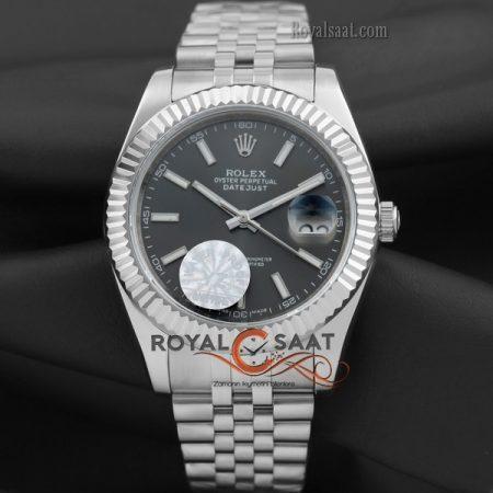 Rolex Oyster Perpetual Datejust Gri Kadran