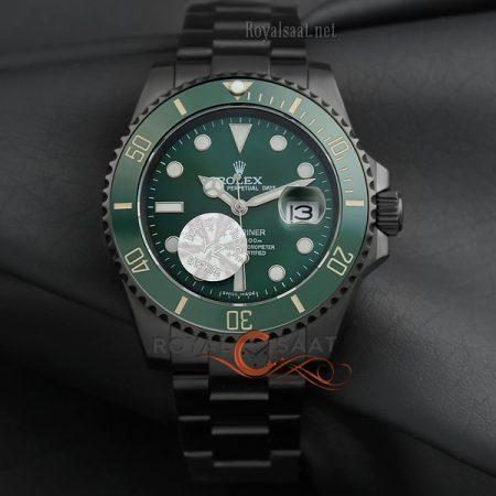 Rolex Submariner Yeşil Kadran Siyah Kasa