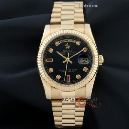 Rolex Day-Date Bayan Kol Saati R-565