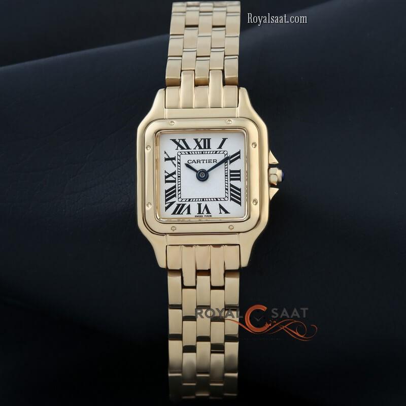 Cartier Panthere Bayan Kol Saati Gold