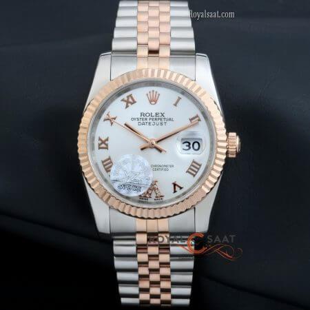 Rolex Datejust 36mm Bayan Kol Saati R-479