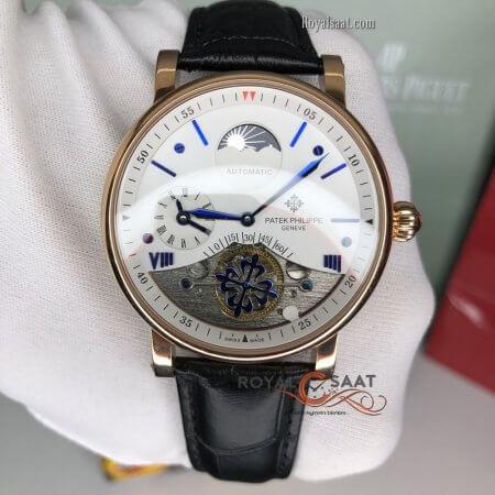Patek Philippe İskelet Erkek Kol Saati M-479
