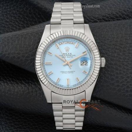 Rolex Day-Date Taşlı Rakam M-786